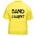 Band Parent Short Sleeves Back Image