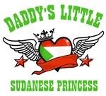 Daddy's Little Sudanese Princess