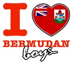 I love Bermudan boys