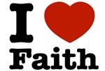 I love Faith