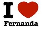 I love Fernanda