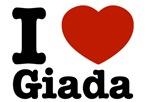 I love Giada