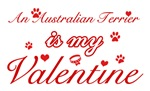 An Australian Terrier is my valentines