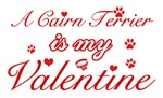 A Cairn Terrier is my valentines