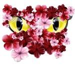 Peeping Cat Eyes