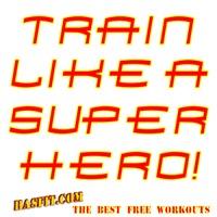 Super Hero Workout Gear