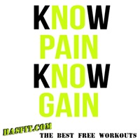 Know Pain Workout Gear