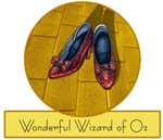 The Wonderful Wizard of Oz story brought us many great memories. Dorothy. Ruby Red Shoes. The Yellow Brick Road. Relive your love for the Wizard of Oz with this design.