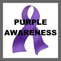 PURPLE & LAVENDER AWARENESS
