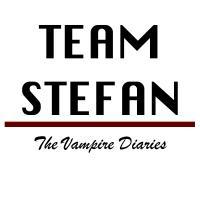 TEAM STEFAN: THE VAMPIRE DIARIES