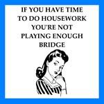 funny bridge joke n gifts and t-shirts.
