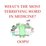 funny doctor joke on gifts and t-shirts.