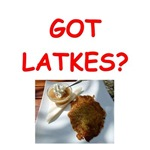 latkes humor on gifts and t-shirts