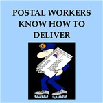 mailman gifts and t-shirts