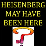 x heisenberg science gifts t-shirts