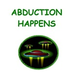 alien abduction gifts t-shirts presents