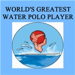 world's greatest water polo gifts t-shirts