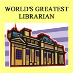 world's greatest librarian gifts t-shirts