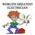 electrician gifts t-shirts