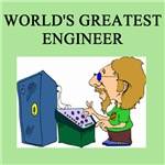 world's greatest ENGINEER GIFTS T-SHIRTS