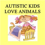 autistic girls pets gifts t-shirts