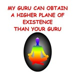 guru meditation joke gifts t-shirts