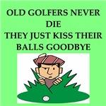 golfing joke gifts t-shirts