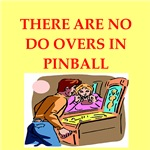 pinball gifts t-shirts