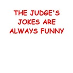 judge joke gifts t-shirts