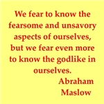 Abraham Maslow quotes