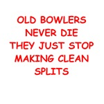 bowler joke gifts t-shirts