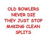 bowler joke gifts t-shirts