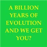 evolution joke