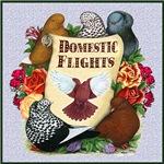 Domestic Flight Flowers