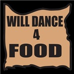 Will Dance 4 Food