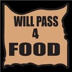 Will Pass 4 Food