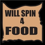 Will Spin 4 Food