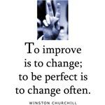 To improve