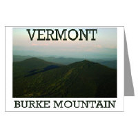 Burke Moutain Aerial Picture