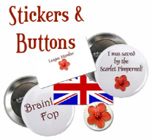 Stickers & Buttons