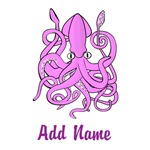 Custom Octopus Shirts