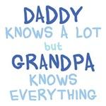 Grandpa Knows Everything Shirts