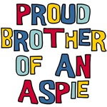 Proud Brother of an Aspie