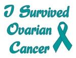 I Survived Ovarian Cancer Shirts