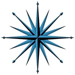 Compass Rose T-shirts and Gifts