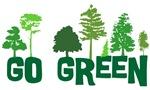 Go Green Activist Merchandise