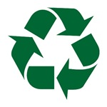 Recycle Symbol T Shirts