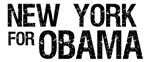 New York For Obama T-shirts