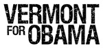 Vermont For Obama T-shirts
