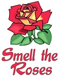 Smell the Roses Inspirational Gifts